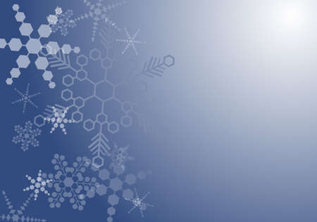 Snowflake design. Available in jpeg and eps8 formats. Vector