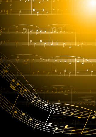 Music design for use as a background. Available in jpeg and eps8 formats. Illustration