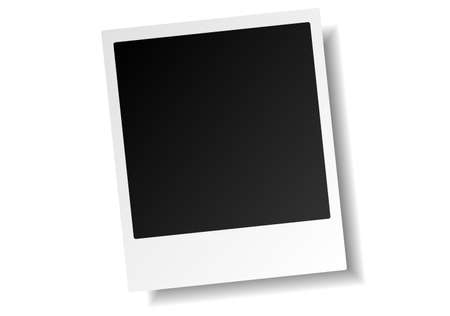 confine: Illustration of a blank photo. Available in jpeg and eps8 formats. Illustration