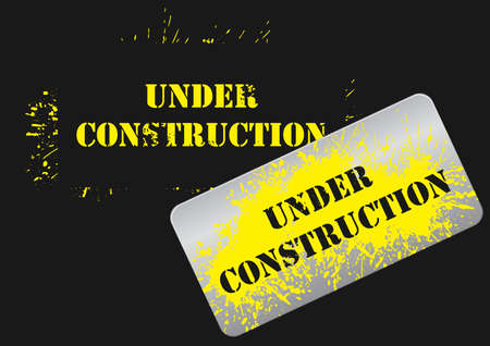 Under construction design. Available in jpeg and eps8 formats. Vector