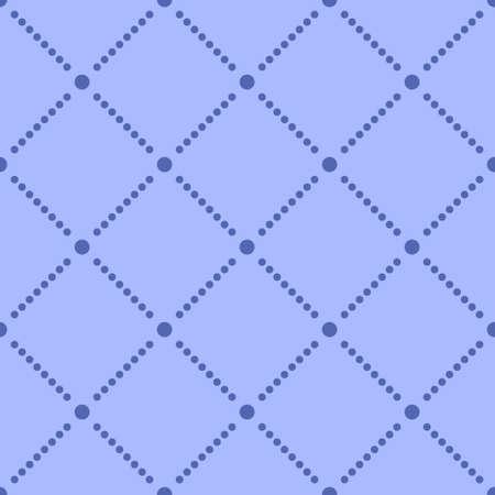 Motif carré et point sans couture pour une utilisation en arrière-plan Vecteurs