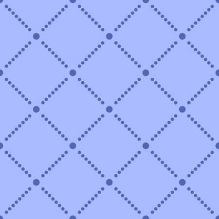 Seamless square and dot pattern for use as a background