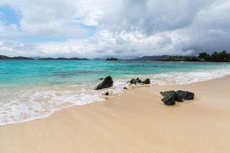 zafiro: Sapphire Beach, St. Thomas, Islas V�rgenes de EE.UU.
