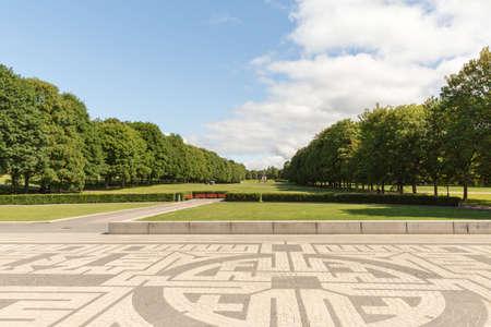 oslo: Park in Oslo in Norway