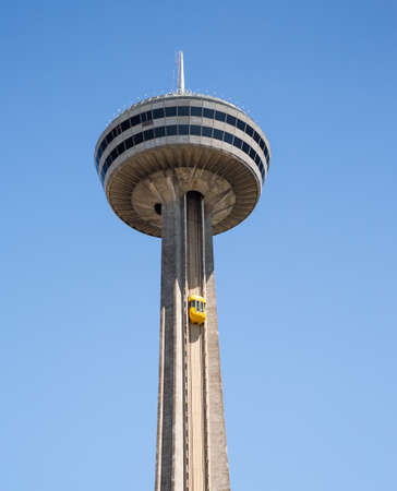 Skylon Tower and Observation Deck at Niagra Falls