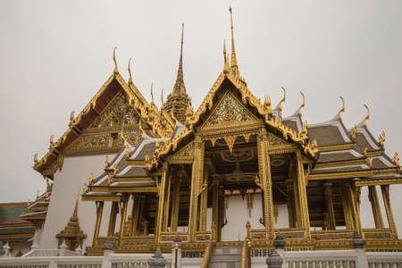 Aphorn Phimok Prasat Pavilion in Bangkok Thailand