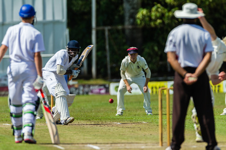 cricket ball: Cricket Westville plays Durban Boys High School 1st Teams derby