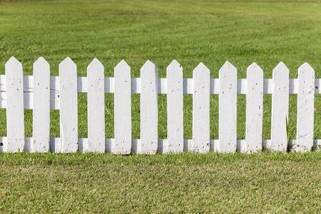 cricket field: Cricket field oval boundary fence section