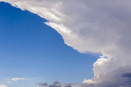 lightening: Storm clouds summer afternoon lightening rains