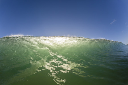 swells: Wave ocean swimming encounter wall of water crashing breaking beauty nature power.
