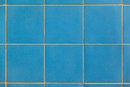 wall decor: Decor tiles blue design wall