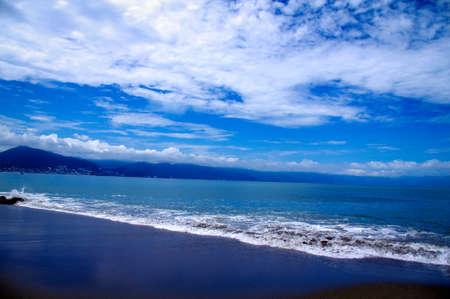 blue Puerto Vallarta beach