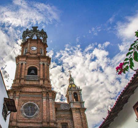 old Puerto Vallarta church