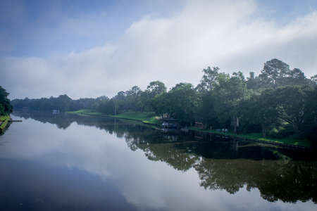 Cane River in Natchitoches