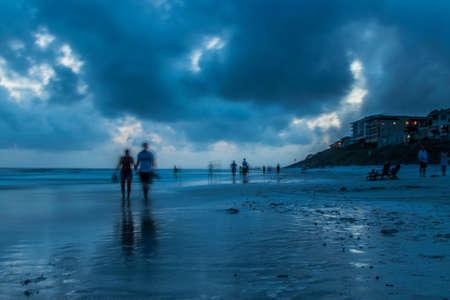 Blue at Blue Mountain Beach