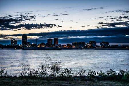 Mississippi River Baton Rouge