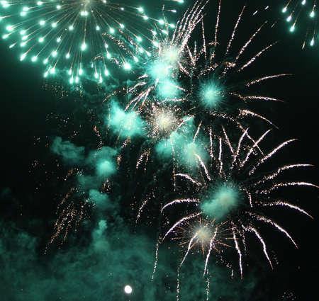 guy fawkes night: Fuegos artificiales