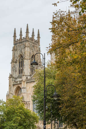 The Cathedral and Metropolitical Church of Saint Peter in York, commonly known as York Minster, is the cathedral of York, England. Editorial
