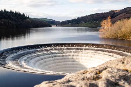 Ladybower Plug Hole Overflow
