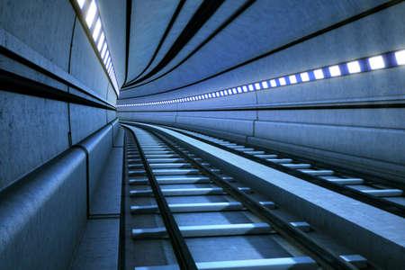 Train Tunnel