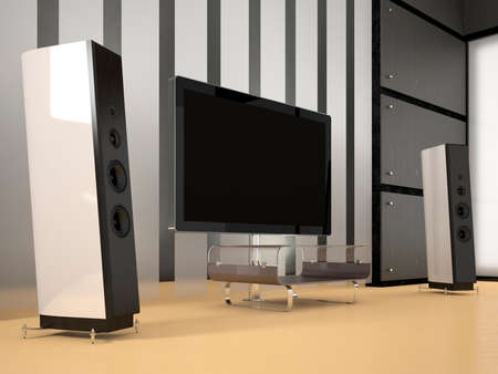 high definition: Home Theater