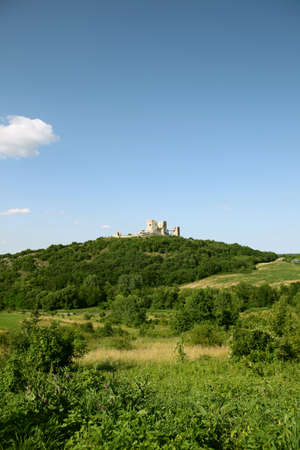 visegrad: Old casle of Hungary
