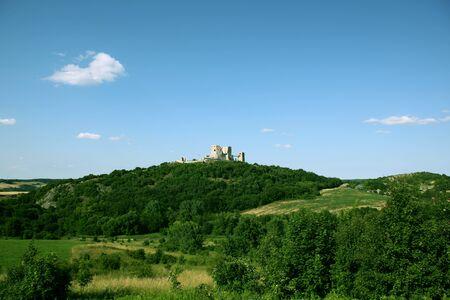 visegrad: Old casle of Visegrad