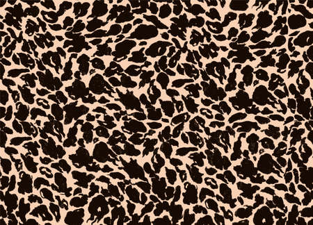 Animal fur seamless background.