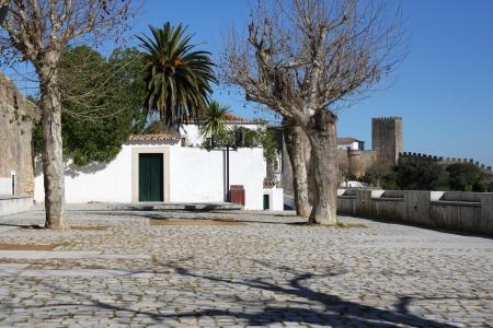 Obidos, Portugal photo