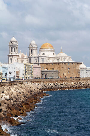Cadiz, Spain  Stock Photo