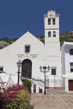 Iglesia de San Antonio de Padua, Frigiliana, Spain