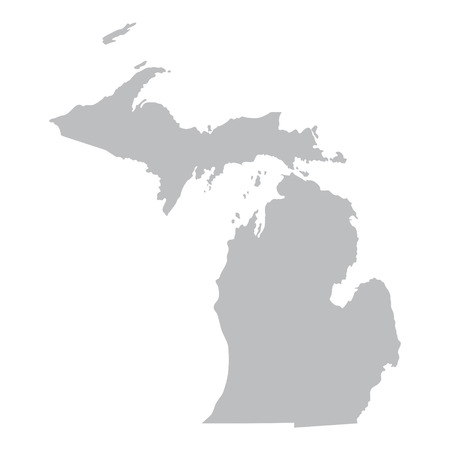 carte grise du Michigan