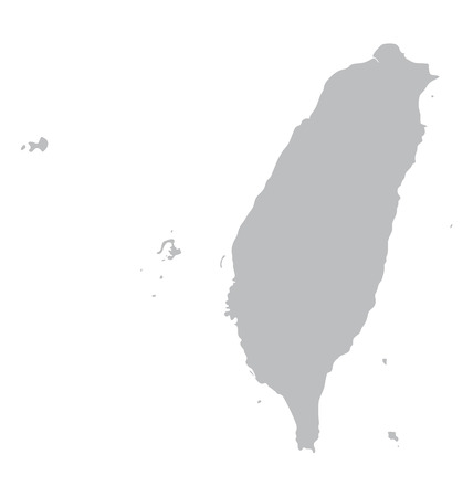 carte grise de Taiwan Illustration