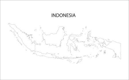 aperçu des cartes Indonésie