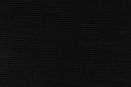 black fabric: black striped fabric background