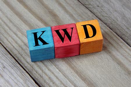dinar: Kuwaiti Dinar acronym