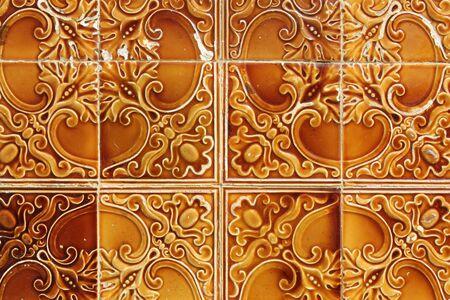 portuguese: traditional portuguese tiles background