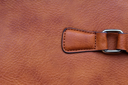 leather bag: brown leather bag background