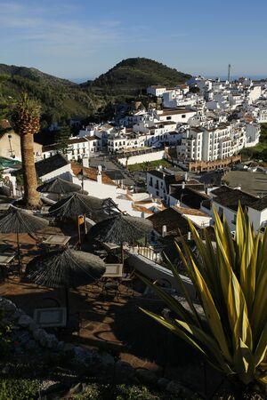 Frigiliana- one of the beautiful Spanish pueblos blancos in Andalusia, Costa del Sol