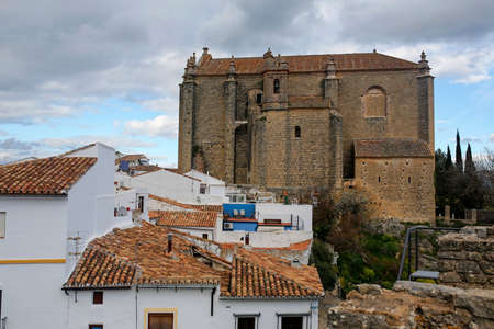 Church of the Holy Spirit in Ronda, Andalusia, Spain