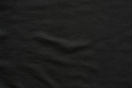 Black elegant wavy fabric background