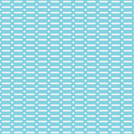 blue and white geometric pattern- vector illustration
