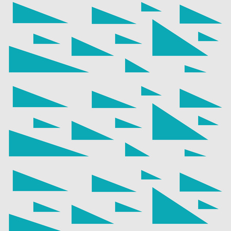 triangular pattern- vector illustration
