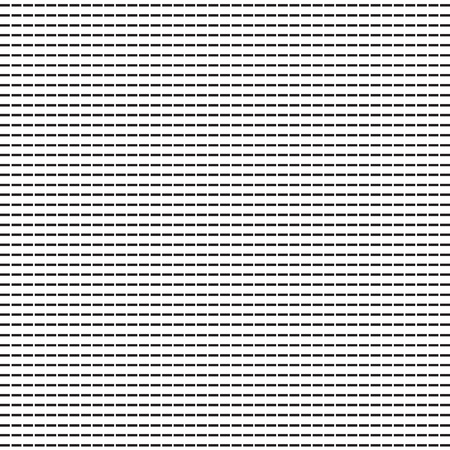 Black and white dashed lines background- vector illustration