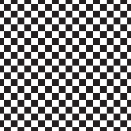 black and white checkered texture- vector illustration