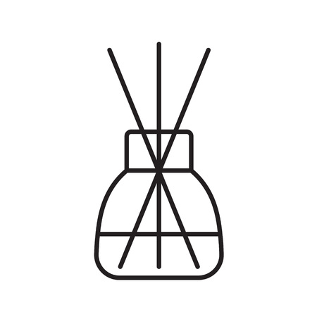 Essential oils diffuser icon- vector illustration 矢量图像