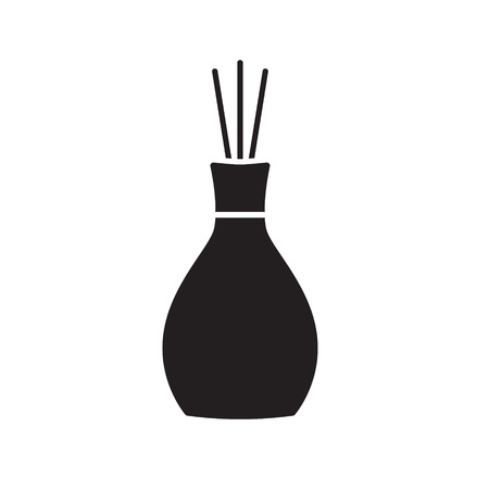 Essential oils diffuser icon- vector illustration Illusztráció