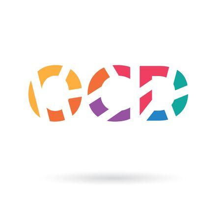 OCD (Obsessive Compulsive Disorder) concept icon- vector illustration