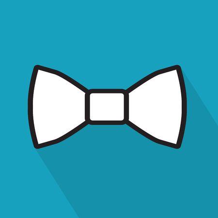 bow tie icon- vector illustration Vectores