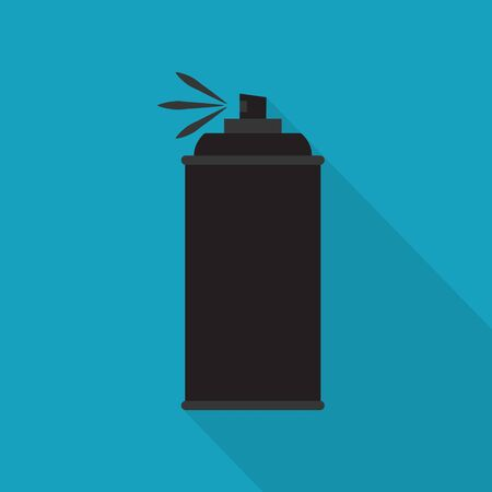 spray can icon- vector illustration Illustration